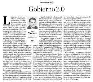Gobierno 2.0, Ian Vásquez (tecnología y política) Elcomercio_2016-07-23_#31